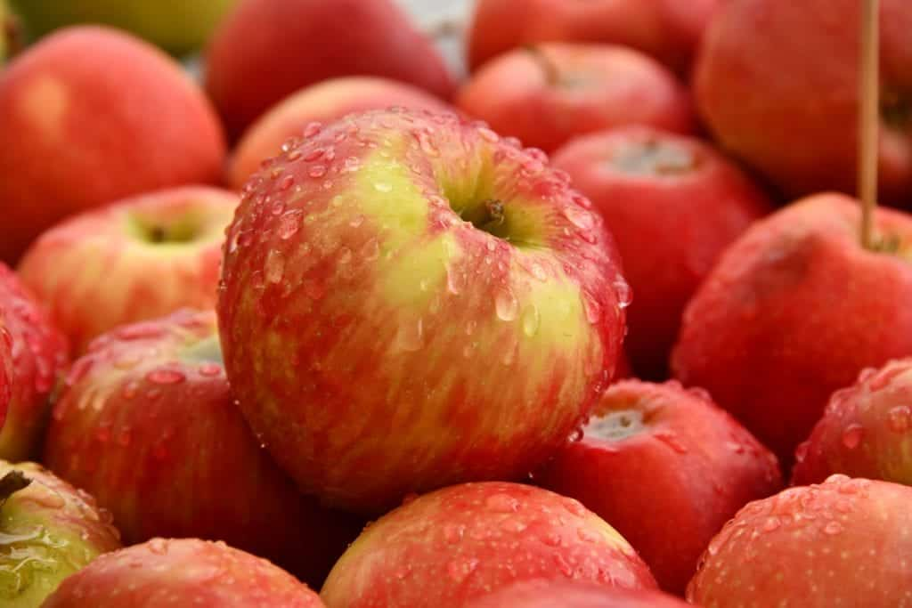 Apple Vitamins Can Keep Us Healthy Over The Years
