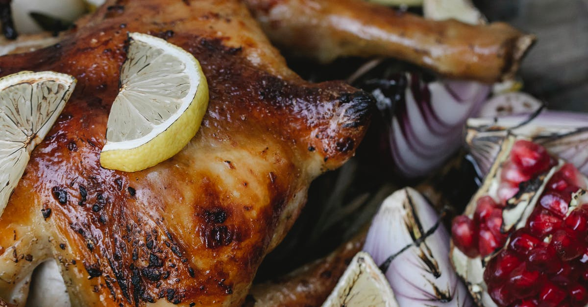 chicken thigh nutrition facts